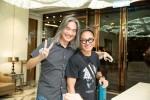 Jonny Koo, Eric Wong